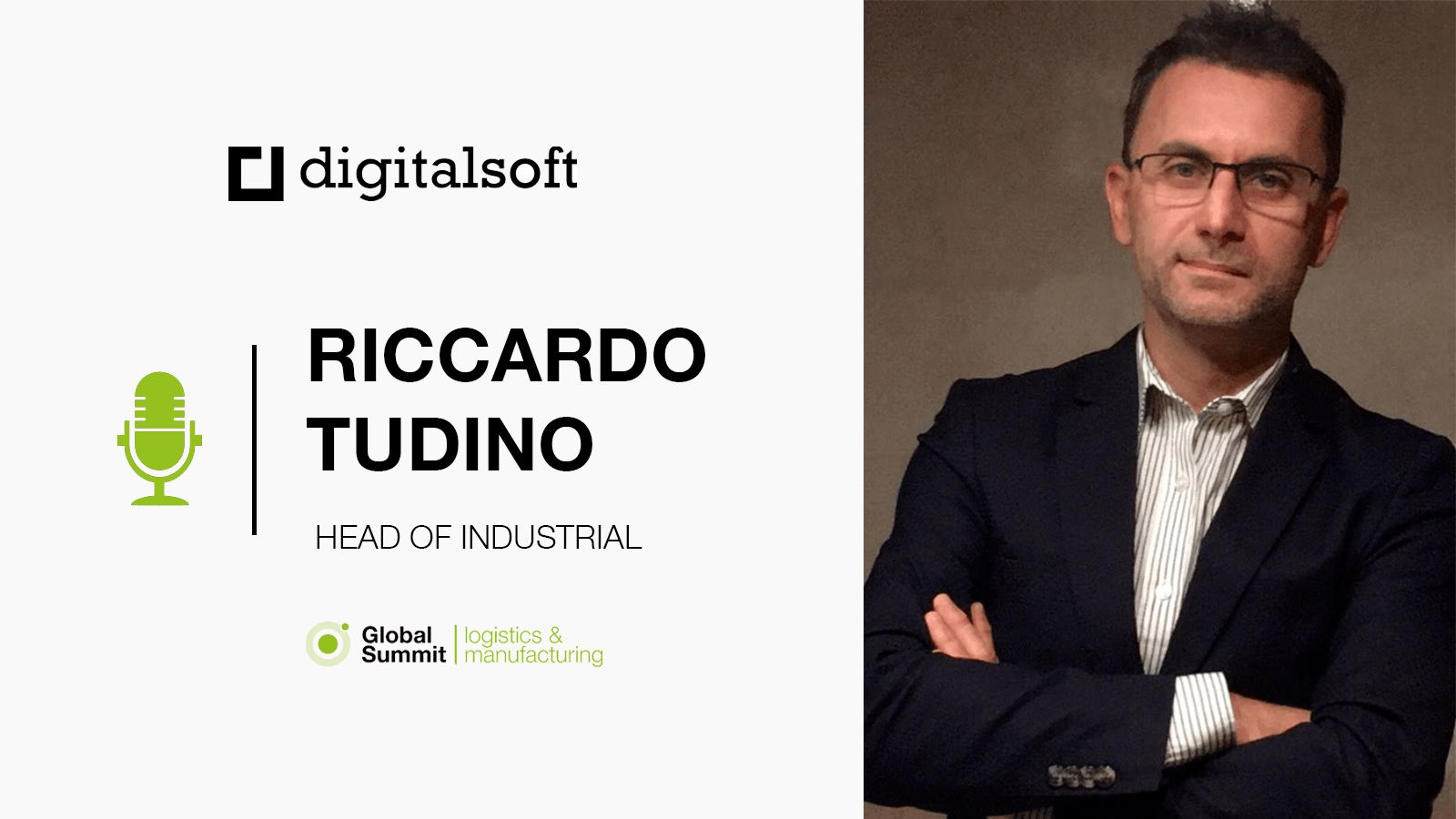 Interview Riccardo Tudino