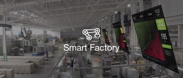 MES - smart factory