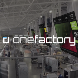 d-onefactory MES/smart factory